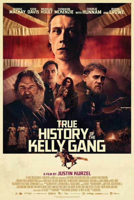 True History of the Kelly Gang : Affiche