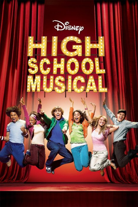 High School Musical : Affiche
