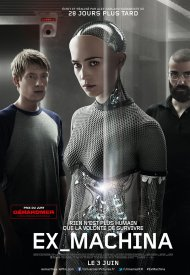 Affiche de Ex Machina