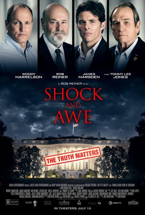 Shock And Awe : Affiche