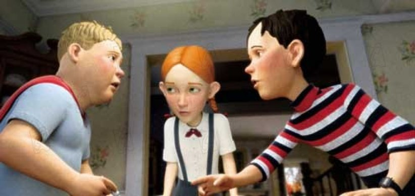 Monster House : Photo