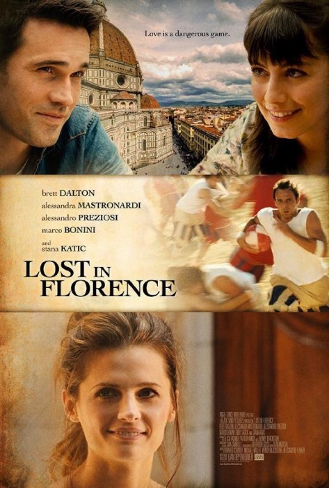 Lost in Florence : Affiche
