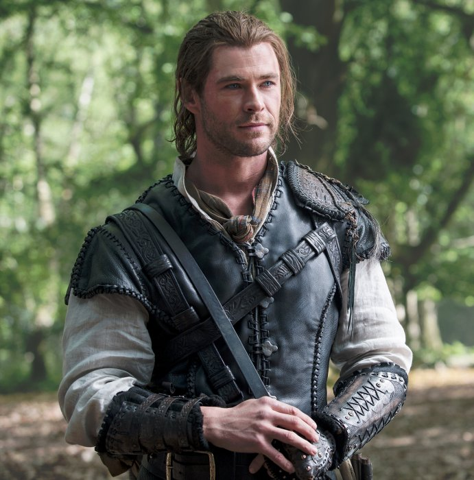 Le Chasseur et la reine des glaces : Photo Chris Hemsworth