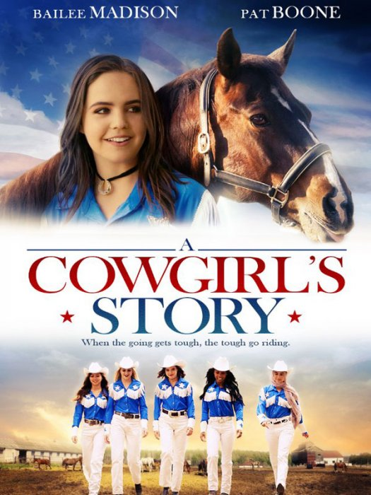 A Cowgirl's Story : Affiche