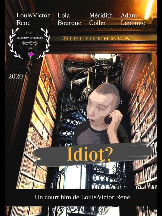 Idiot ? - Episode 1 : Affiche