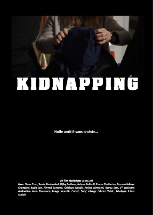 Kidnapping : Affiche