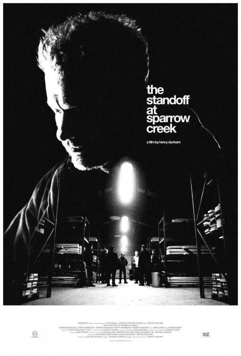 The Standoff at Sparrow Creek : Affiche