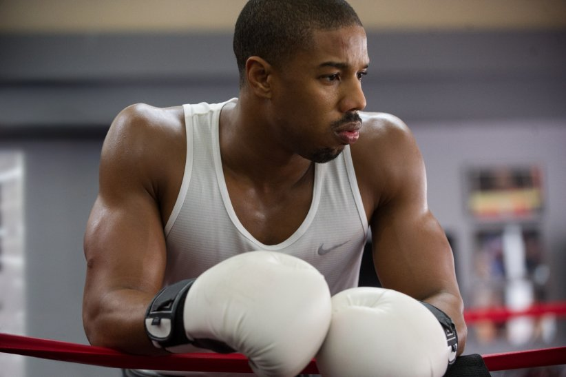 Creed - L'Héritage de Rocky Balboa : Photo Michael B. Jordan