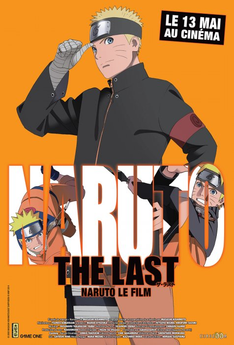 The Last: Naruto the Movie : Affiche
