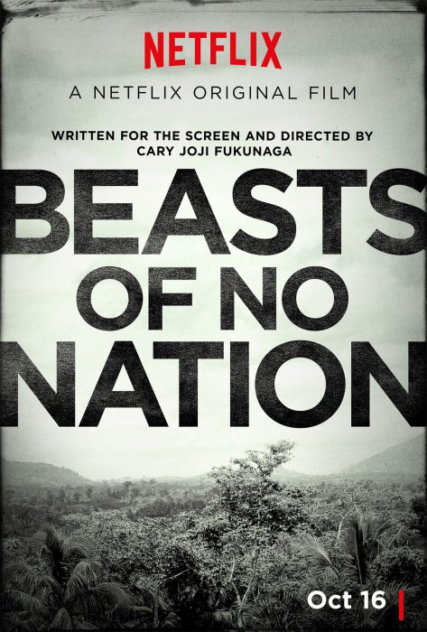 Beasts of No Nation : Affiche