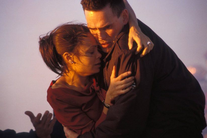 Collision : Photo Matt Dillon, Thandie Newton