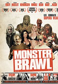 Affiche de Monster Brawl