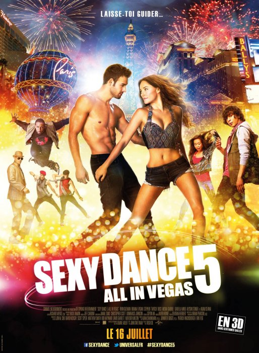 Sexy Dance 5 - All In Vegas : Affiche