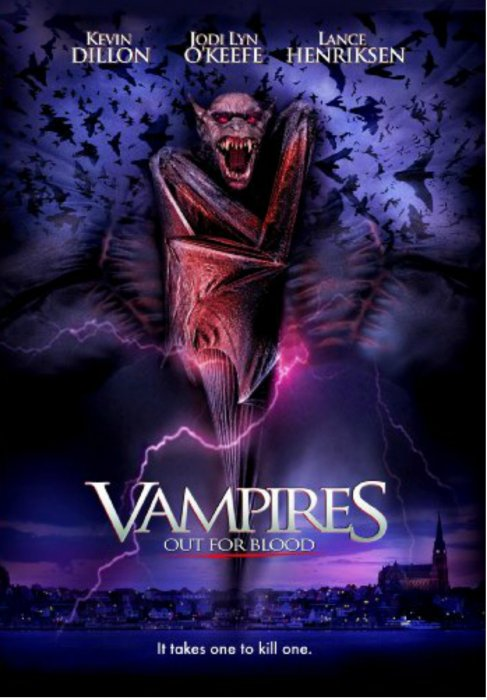 Vampires: Out for Blood : Affiche