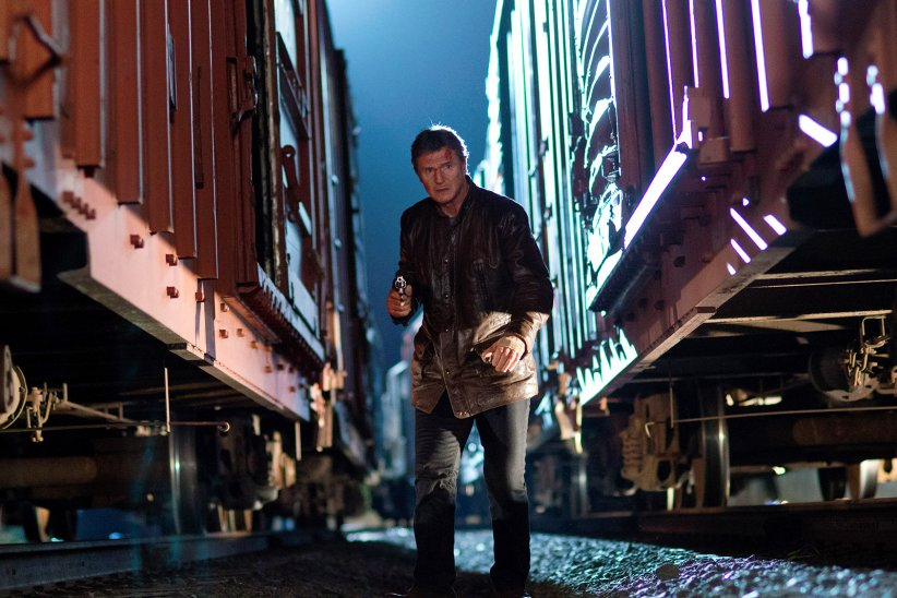Night Run : Photo Liam Neeson