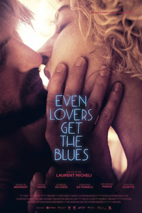 Even Lovers Get the Blues : Affiche