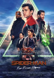 Affiche de Spider-Man: Far From Home