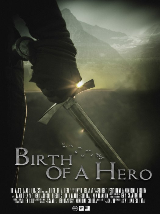Birth of a Hero : Affiche