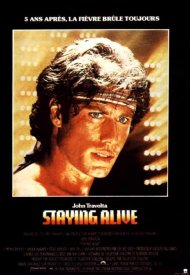 Affiche de Staying Alive