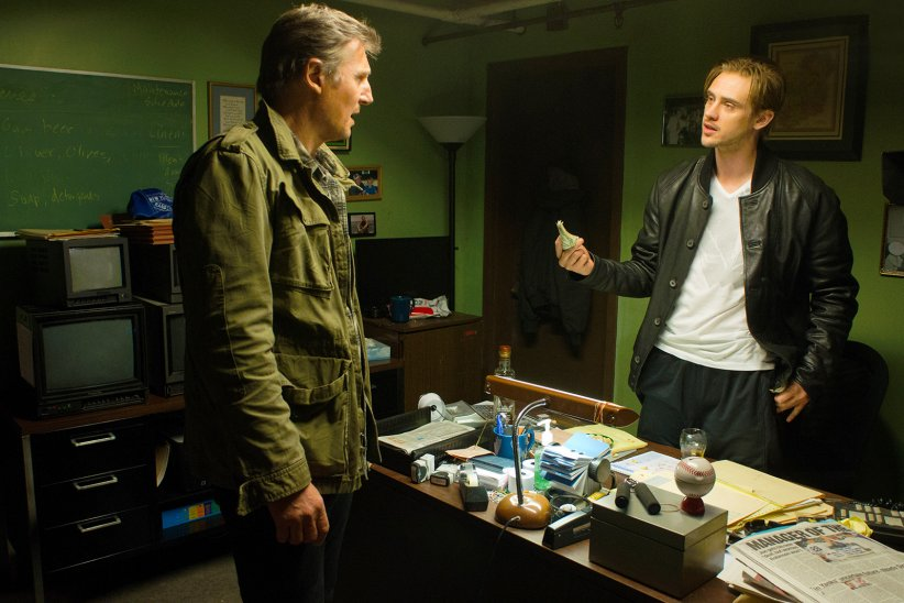 Night Run : Photo Boyd Holbrook, Liam Neeson