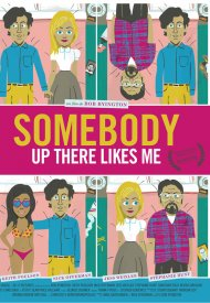 Affiche de Somebody Up There Likes Me