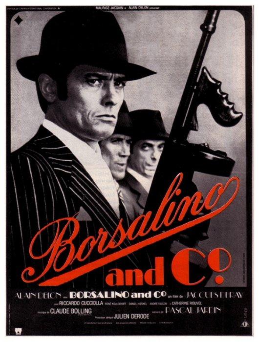 Voir toutes les photos du film Borsalino   Co. et affiches ... b8eb2c4fe65