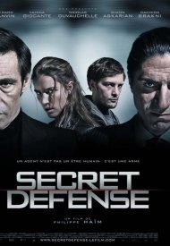Affiche de Secret Défense