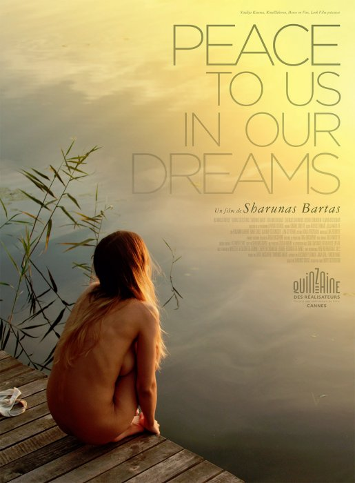 Peace to Us in Our Dreams : Affiche