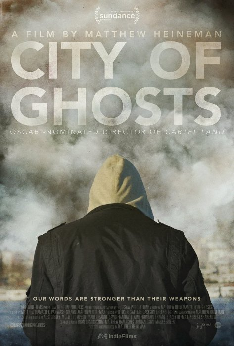 City of Ghosts : Affiche