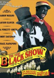 Affiche de The Very Black Show