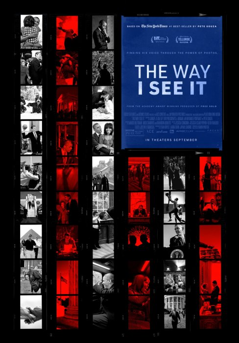 The Way I See It : Affiche