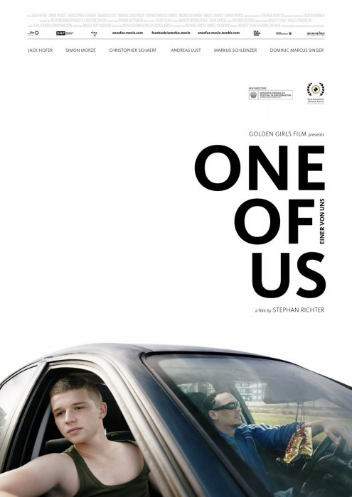 One of Us : Affiche