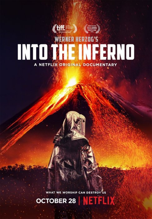 Into The Inferno : Affiche