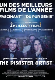 Affiche de The Disaster Artist