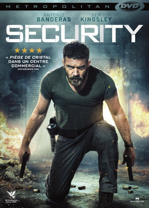 Security : Affiche
