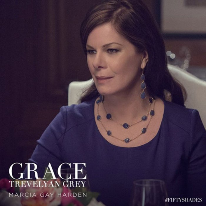 Cinquante Nuances de Grey : Photo Marcia Gay Harden