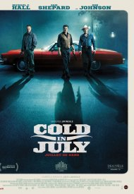 Affiche de Cold in July