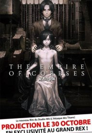 Affiche de The Empire of Corpses
