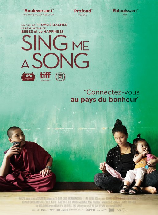 Sing Me A Song	 : Affiche