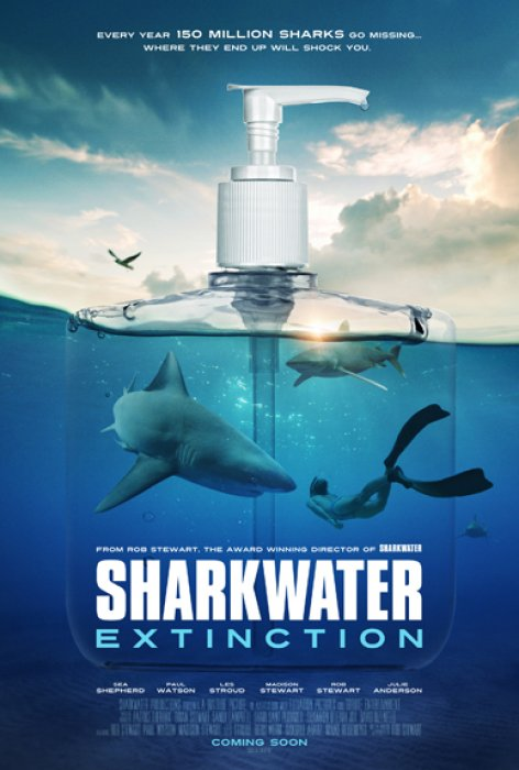 Sharkwater Extinction : Affiche