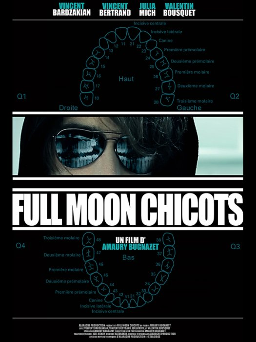 Full Moon Chicots : Affiche