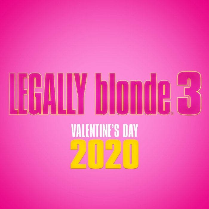 Legally Blonde 3 : Affiche