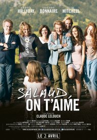 Affiche de Salaud, on t'aime