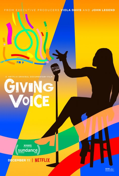Giving Voice : Affiche