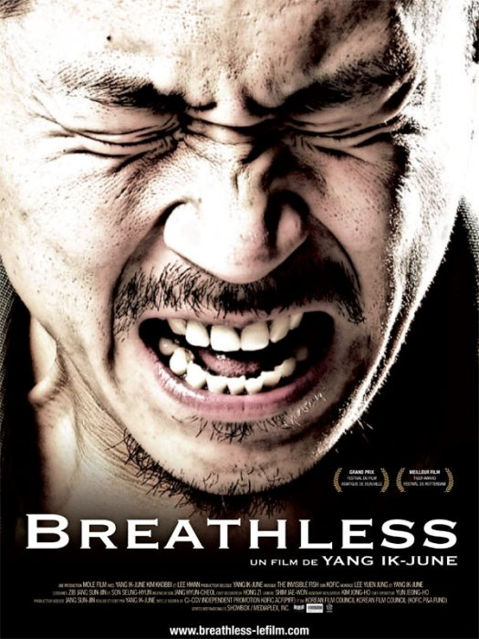 Breathless : Affiche