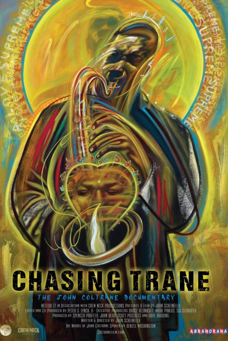 Chasing Trane: The John Coltrane Documentary : Affiche