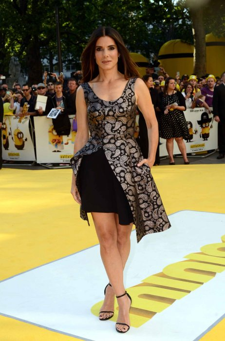 Les Minions : Photo promotionnelle Sandra Bullock