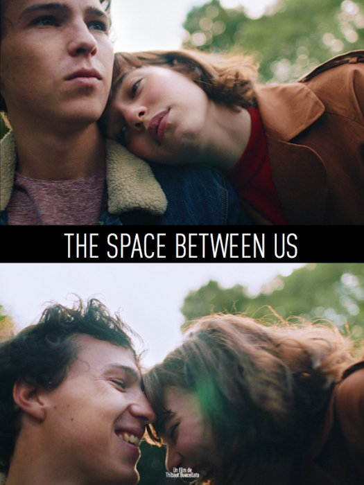 The Space Betwen Us : Affiche