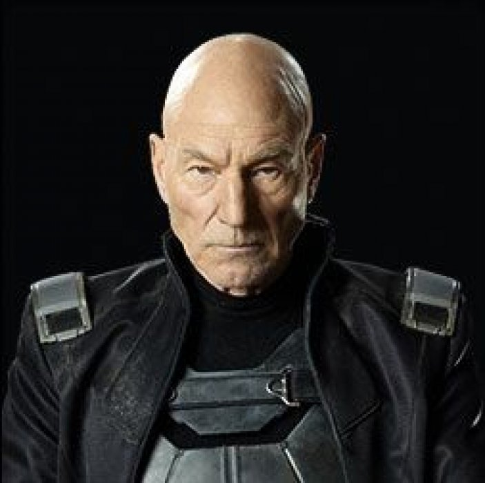 X-Men: Days of Future Past : Photo Patrick Stewart