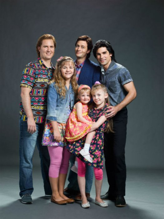 The Unauthorized Full House Story : Affiche